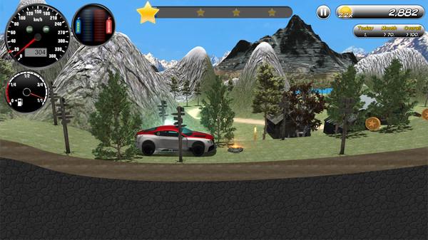 Скриншот №4 к XRacer 2 Evolution