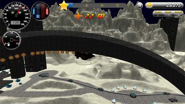 Скриншот №3 к XRacer 2 Evolution