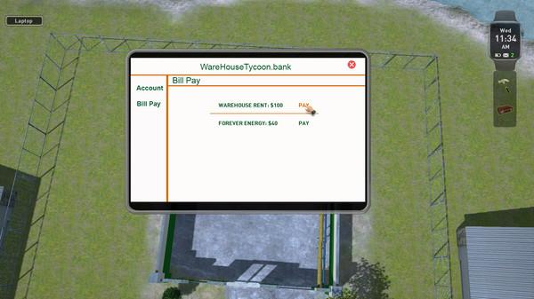 Скриншот №6 к Warehouse Tycoon