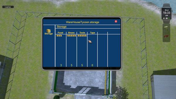 Скриншот №4 к Warehouse Tycoon