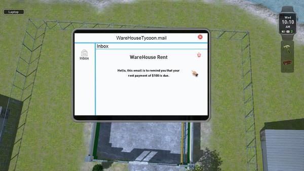 Скриншот №3 к Warehouse Tycoon