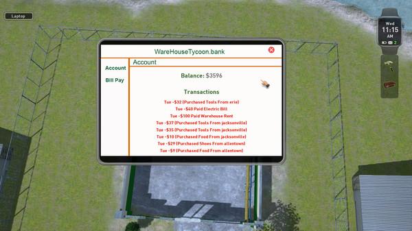Скриншот №5 к Warehouse Tycoon