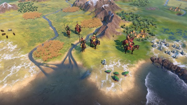 Скриншот №12 к Sid Meiers Civilization® VI Ethiopia Pack