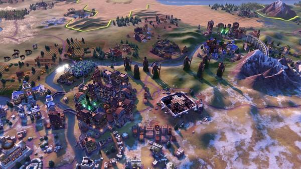 Скриншот №10 к Sid Meiers Civilization® VI Ethiopia Pack