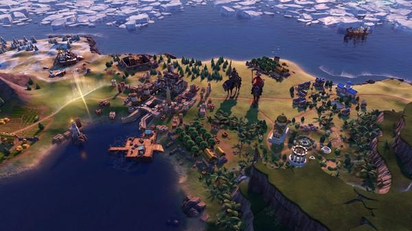 Скриншот №3 к Sid Meiers Civilization® VI Ethiopia Pack