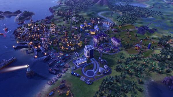 Скриншот №4 к Sid Meiers Civilization® VI Ethiopia Pack