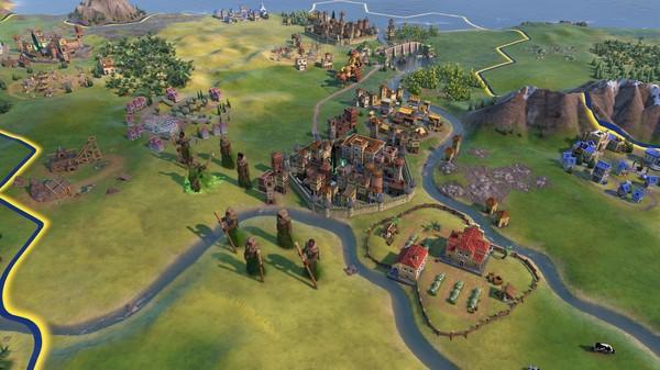 Скриншот №8 к Sid Meiers Civilization® VI Ethiopia Pack