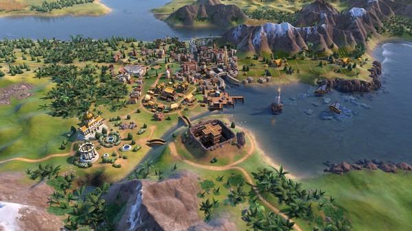 Скриншот №11 к Sid Meiers Civilization® VI Ethiopia Pack