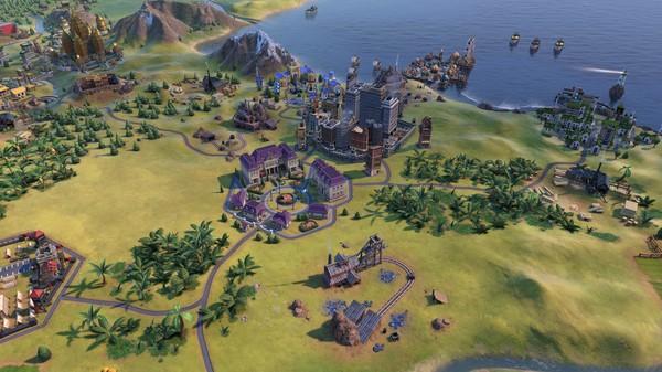 Скриншот №1 к Sid Meiers Civilization® VI Ethiopia Pack