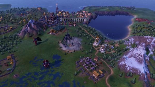 Скриншот №6 к Sid Meiers Civilization® VI Ethiopia Pack