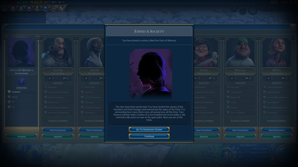 Скриншот №5 к Sid Meiers Civilization® VI Ethiopia Pack