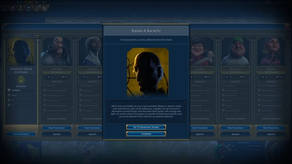 Скриншот №2 к Sid Meiers Civilization® VI Ethiopia Pack