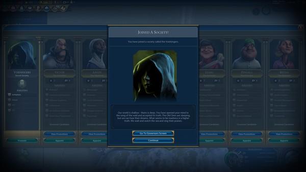 Скриншот №9 к Sid Meiers Civilization® VI Ethiopia Pack