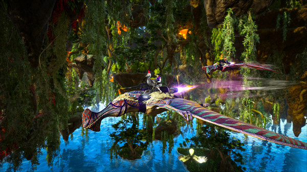 Скриншот №2 к Crystal Isles - ARK Expansion Map
