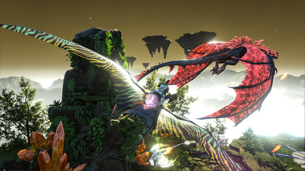 Скриншот №3 к Crystal Isles - ARK Expansion Map