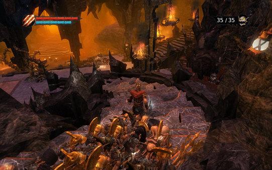 Overlord: Raising Hell скриншот