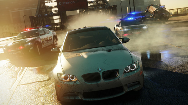 Скриншот №1 к Need for Speed™ Most Wanted Terminal Velocity Pack