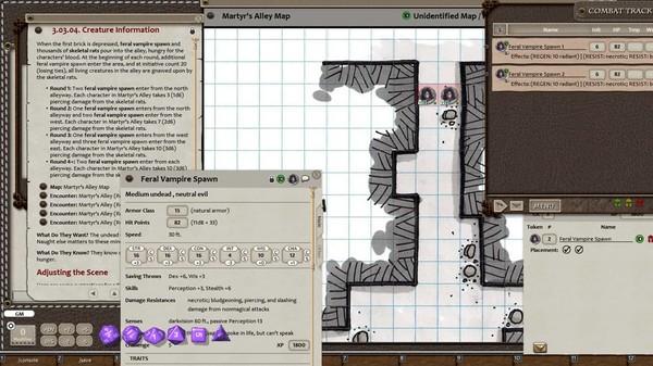 Скриншот №2 к Fantasy Grounds - DD Adventurers League 09-14 The Vast Emptiness of Grace