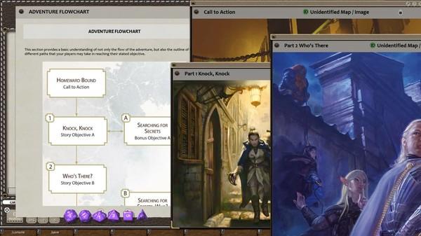 Скриншот №3 к Fantasy Grounds - DD Adventurers League 09-14 The Vast Emptiness of Grace