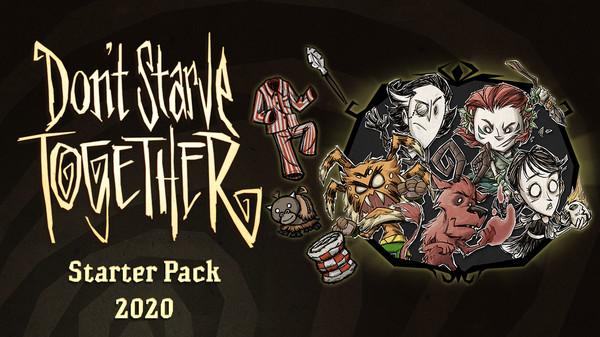 Скриншот №1 к Dont Starve Together Starter Pack 2020