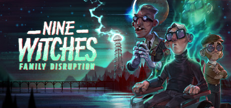 Nine Witches: Family Disruption Cover Image