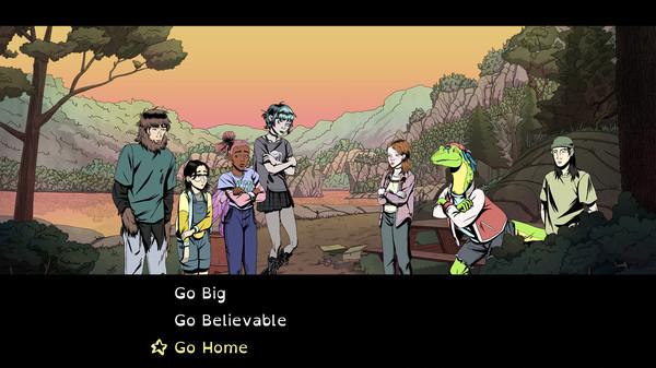 Raptor Boyfriend: A High School Romance Screenshot 1