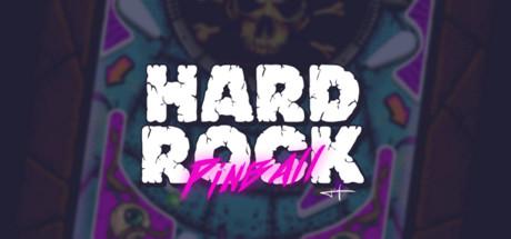 Hard Rock Pinball Cover Image