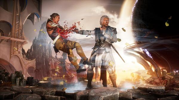 Скриншот №2 к Mortal Kombat11 Aftermath + Kombat Pack Bundle