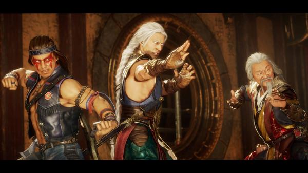 Скриншот №3 к Mortal Kombat11 Aftermath + Kombat Pack Bundle