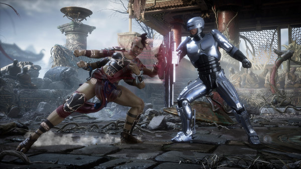 Скриншот №9 к Mortal Kombat11 Aftermath + Kombat Pack Bundle
