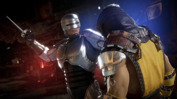 Скриншот №4 к Mortal Kombat11 Aftermath + Kombat Pack Bundle
