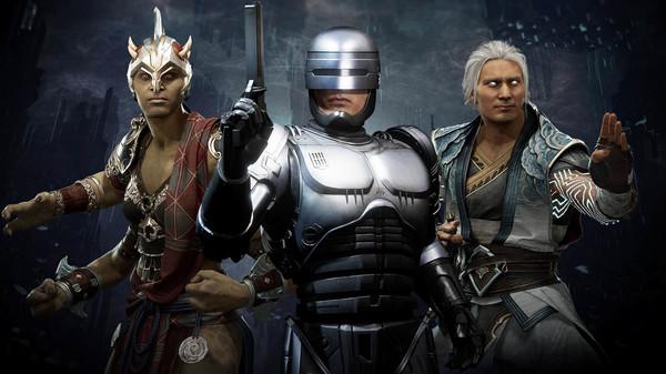 Скриншот №1 к Mortal Kombat11 Aftermath + Kombat Pack Bundle
