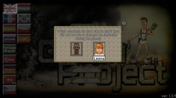 Скриншот №1 к Green Project