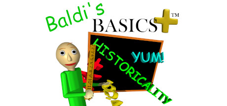Baldi's Basics Plus Cover Image