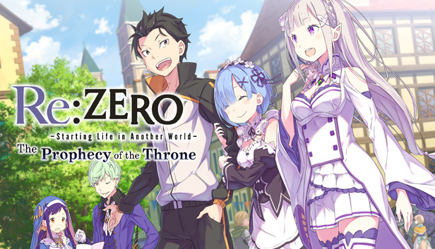 Re Zero Starting Life In Another World The Prophecy Of The Throne On Steam