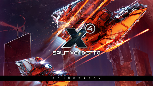 Скриншот №1 к X4 Split Vendetta Soundtrack