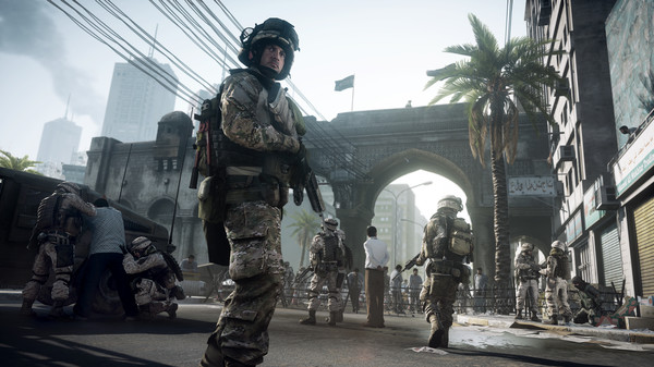 Скриншот №2 к Battlefield 3™ Promotional Items