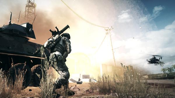 Скриншот №1 к Battlefield 3™ - Набор спецназа и комплект жетонов