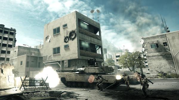 Скриншот №4 к Battlefield 3™ - Набор спецназа и комплект жетонов