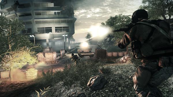 Скриншот №5 к Battlefield 3™ - Набор спецназа и комплект жетонов