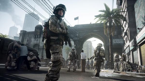 Скриншот №2 к Battlefield 3™ - Набор спецназа и комплект жетонов