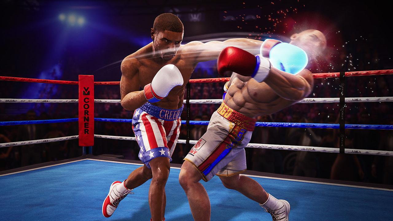 拳击游戏 Big Rumble Boxing: Creed Champions插图1