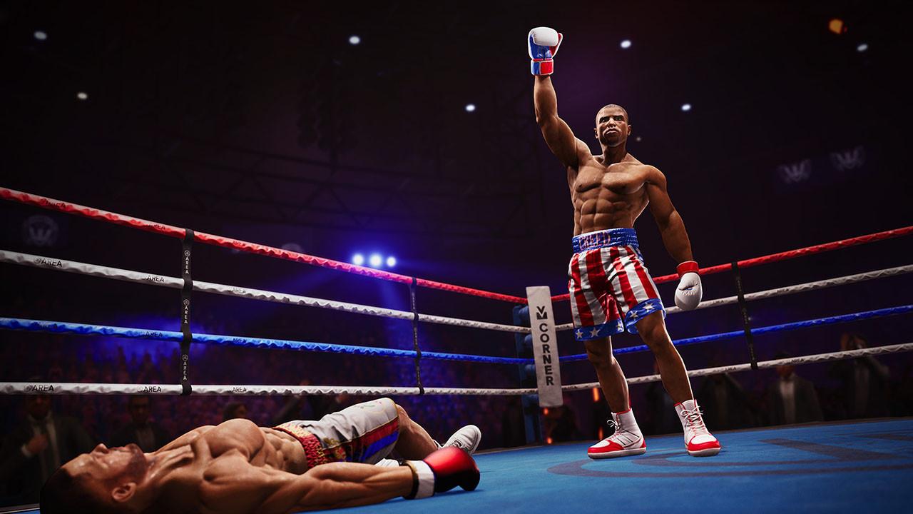 拳击游戏 Big Rumble Boxing: Creed Champions插图4