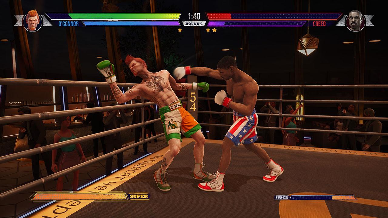 拳击游戏 Big Rumble Boxing: Creed Champions插图3