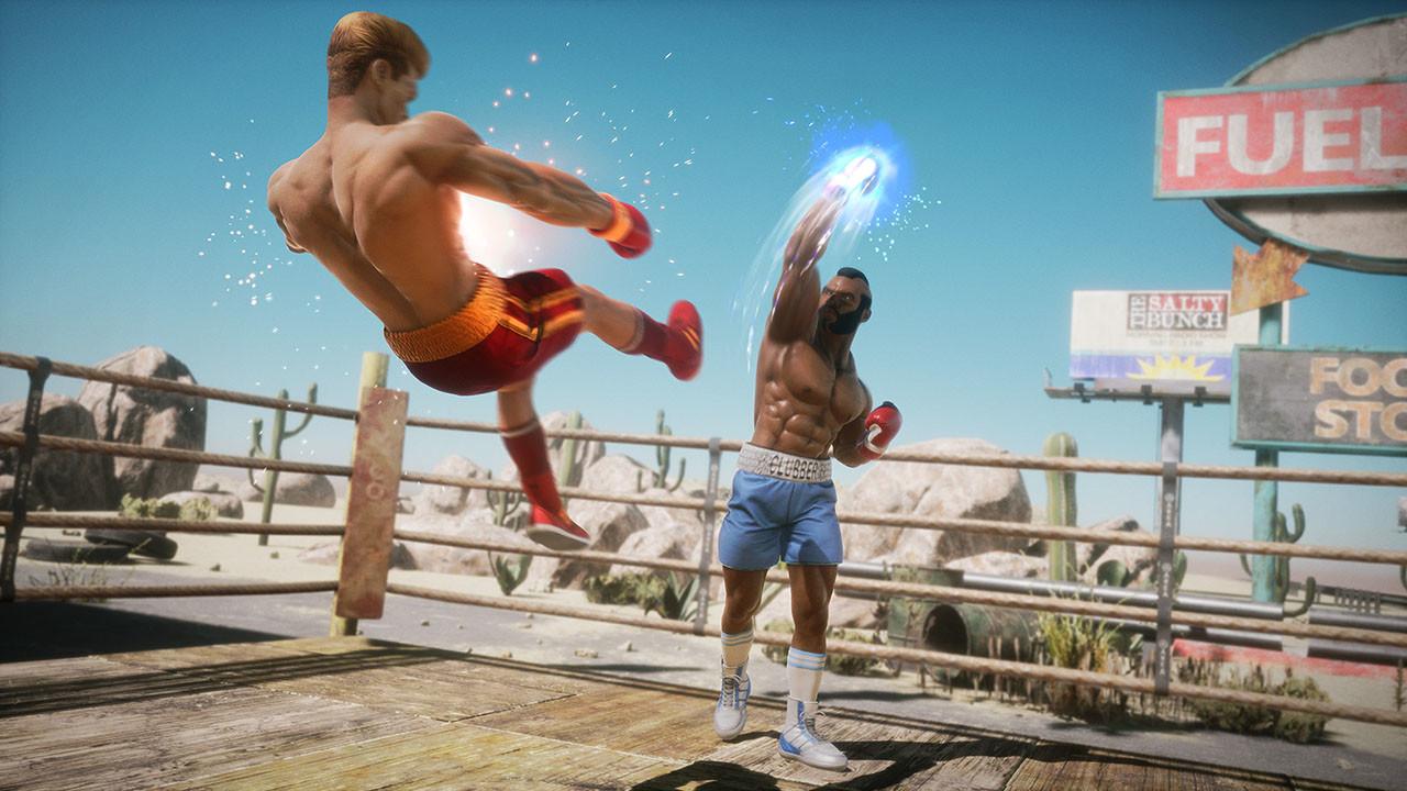 拳击游戏 Big Rumble Boxing: Creed Champions插图2