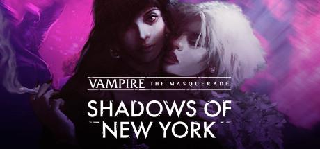 Vampire: The Masquerade - Shadows of New York Cover Image