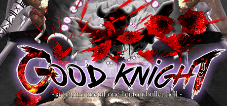 Good Knight - One-Button Puzzle Bullet-Hell