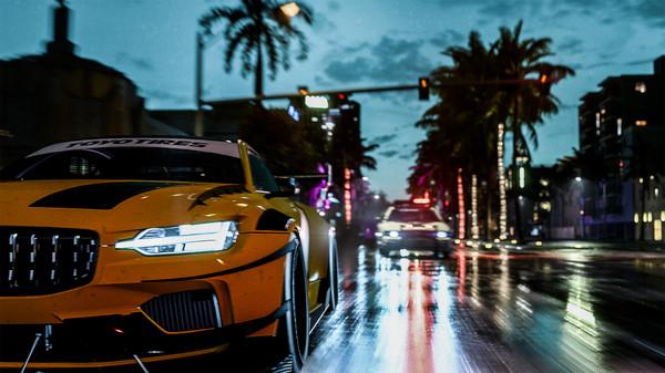 Скриншот №3 к Need for Speed™ Heat — McLaren F1 доставка с чёрного рынка