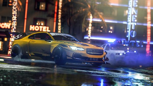 Скриншот №4 к Need for Speed™ Heat — ключи к карте