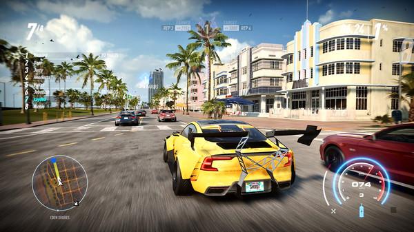 Скриншот №2 к Need for Speed™ Heat — ключи к карте